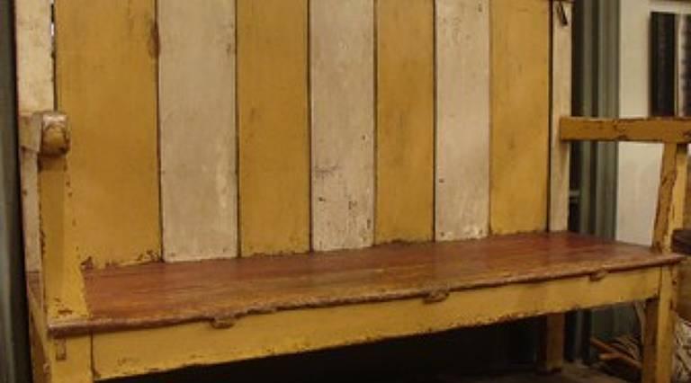 Irish bench