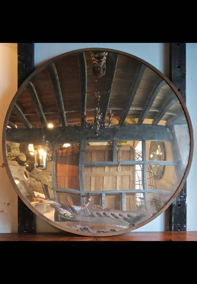 Large Convex Mirrors