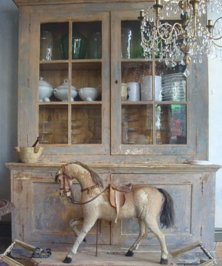 19c french cupboard