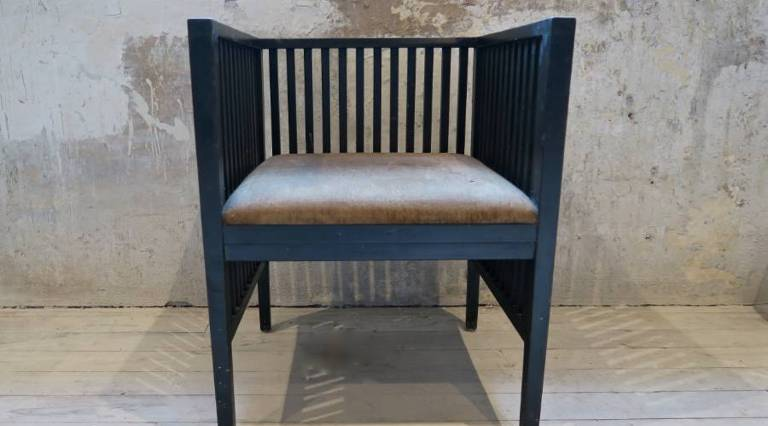 Slatted chair c.1920