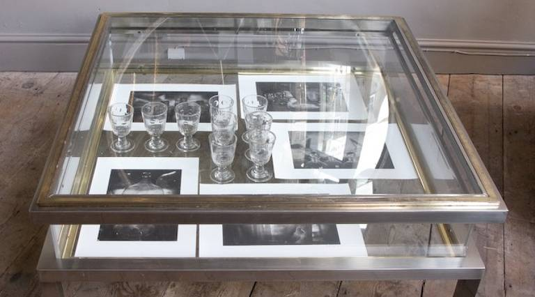1970`s Articulated coffee table