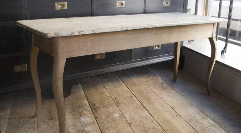 19c century table/console