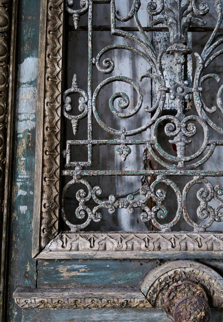 Huge Pair of 19th Century Doors