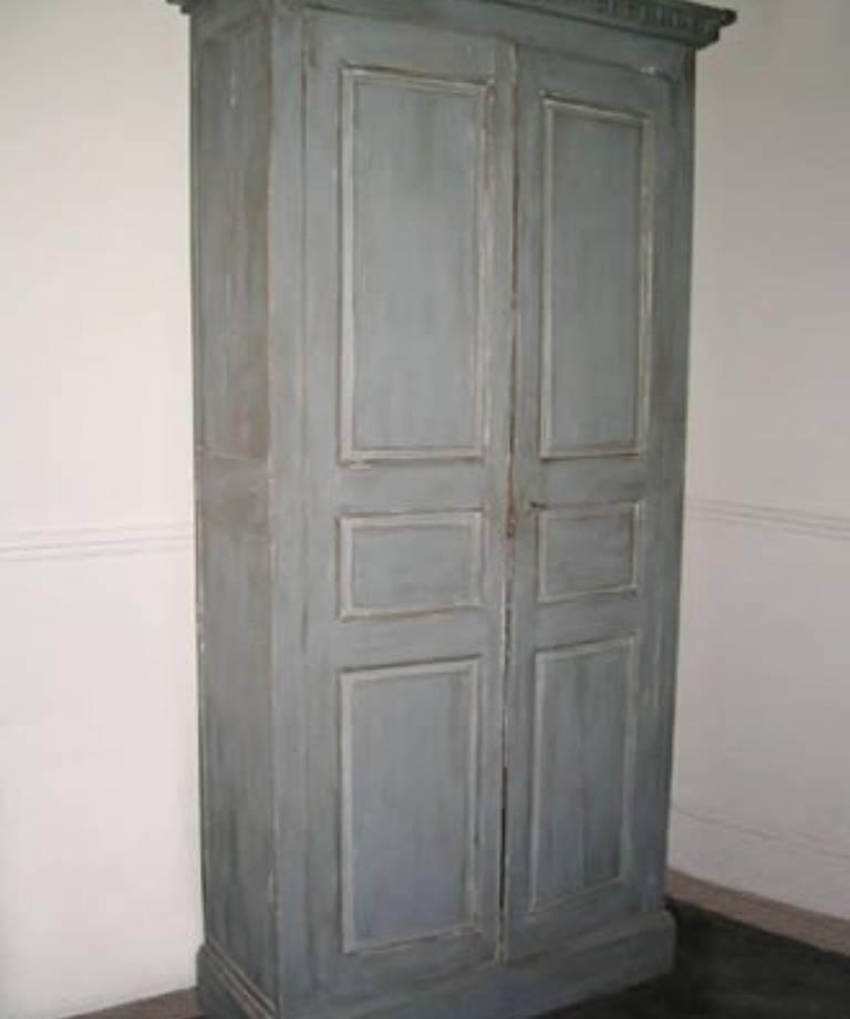 C19 french storage cupboard