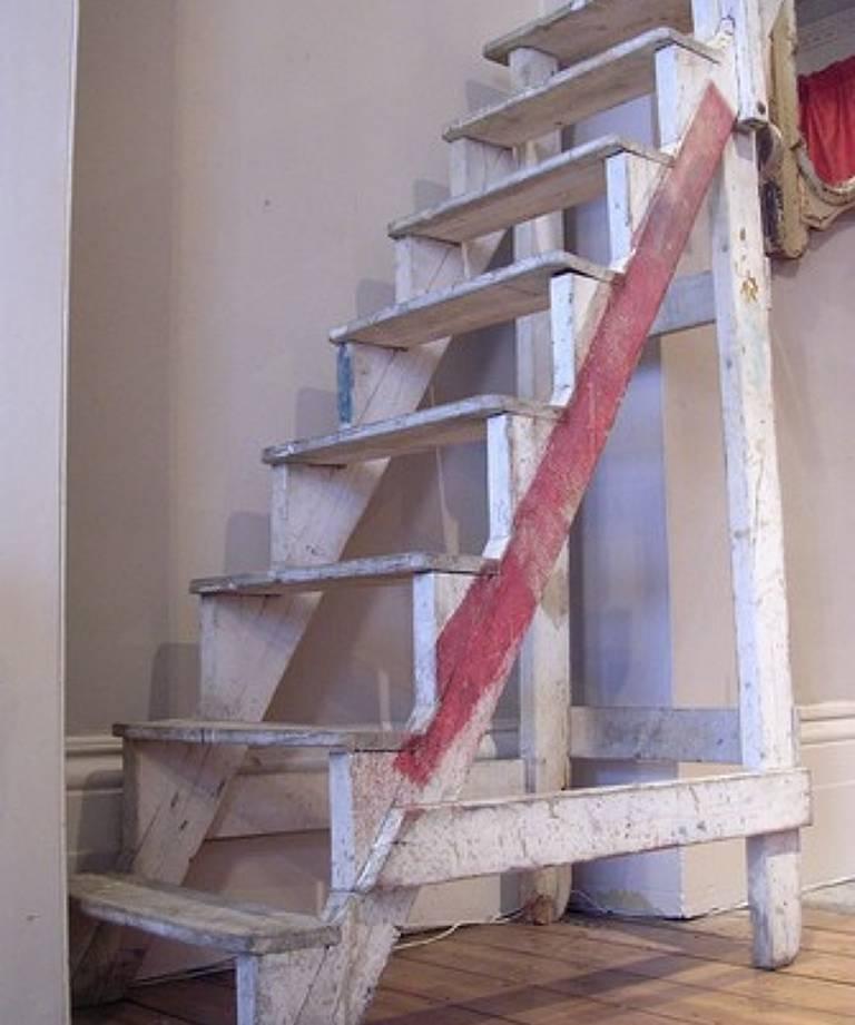 Sculptors steps
