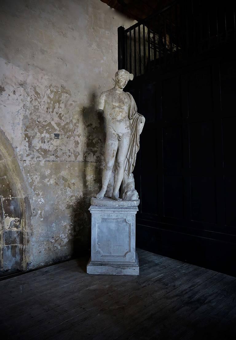 Statue of Mercury