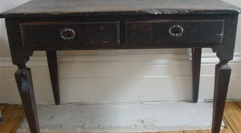 18th century italian console
