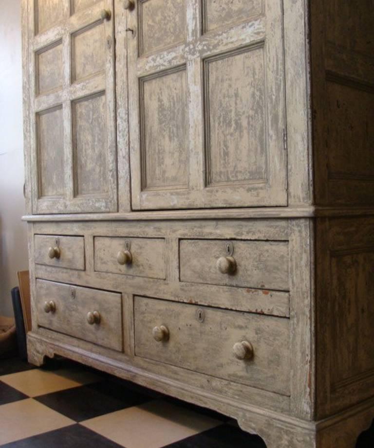 Irish linen cupboard