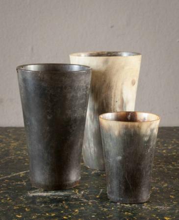 Horn cups