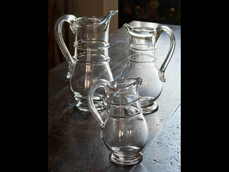 19th century water jugs