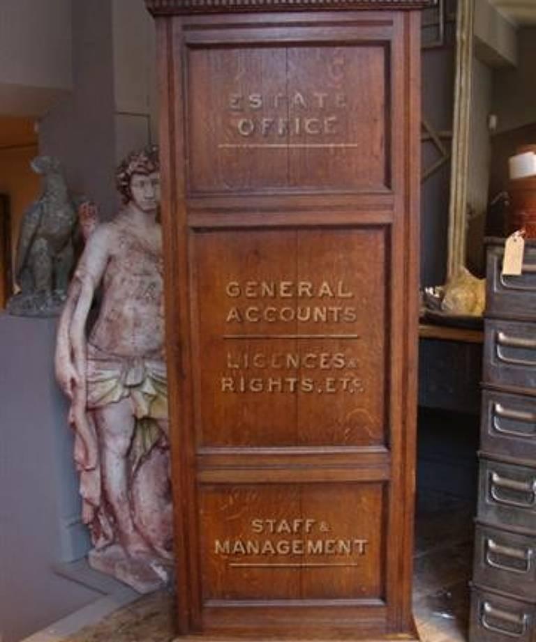 Estate filing cabinet