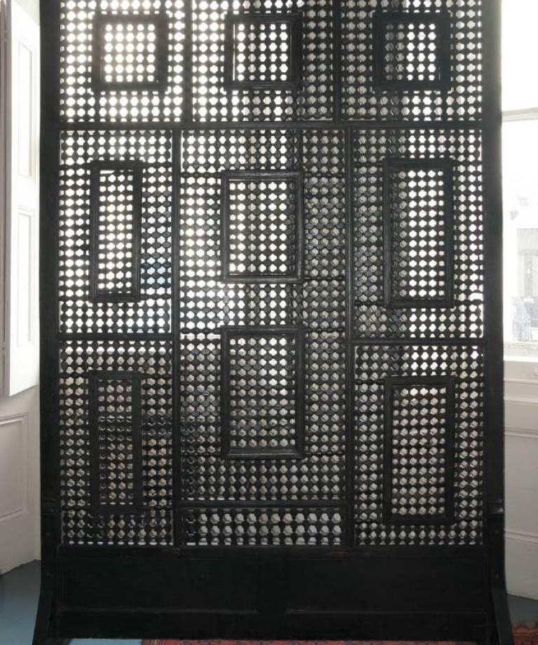 Moroccan screen