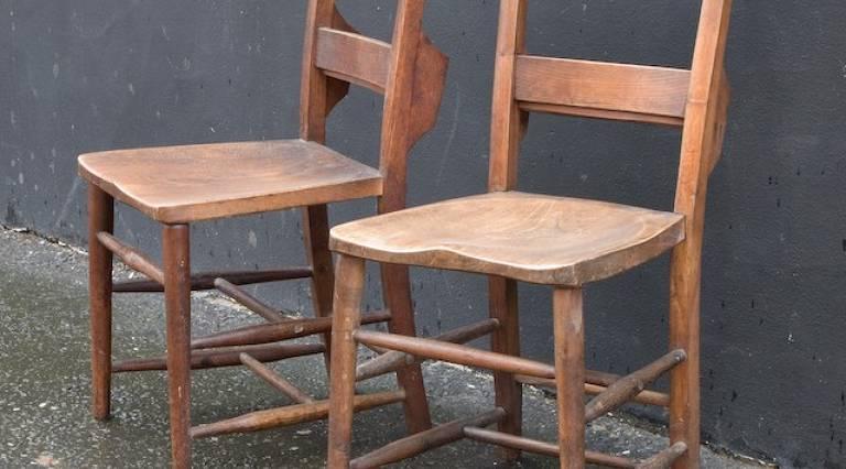 Chapel chairs