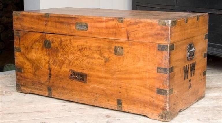 Camphore chest