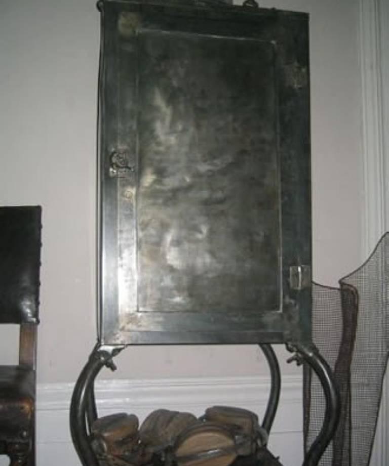 Steel display cabinet C1930