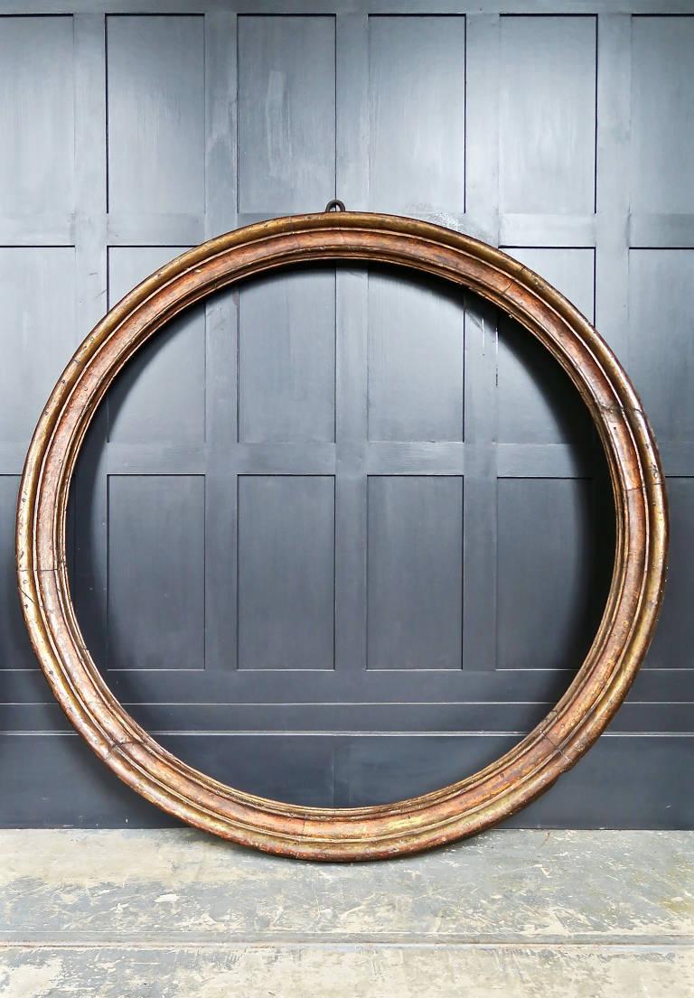 Huge Circular frame