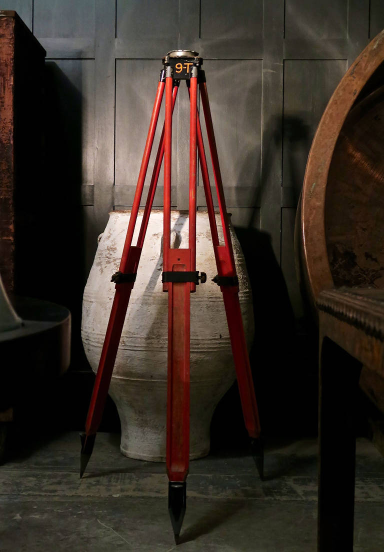 Surveyor's Tripod