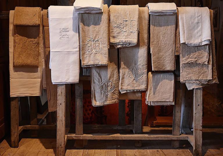 19th Century Linen