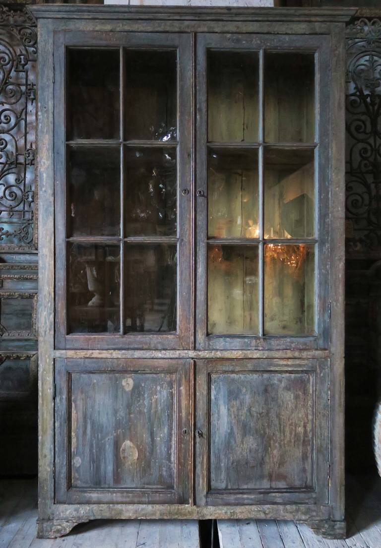 Early 19th century Vitrine, Italy