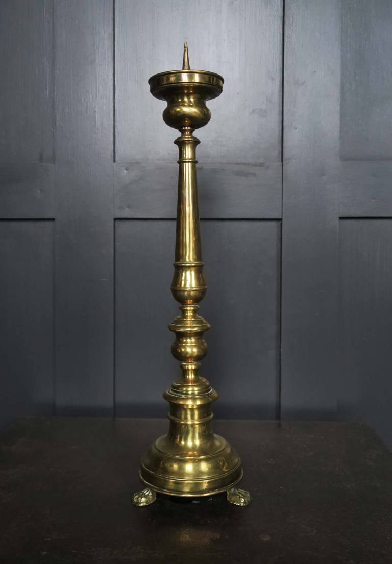 Brass Pricket