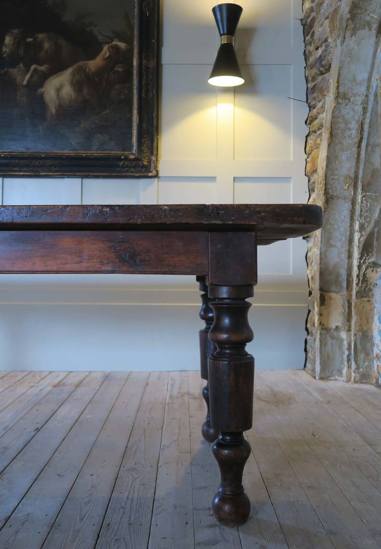 Farmhouse Table, France, circa 1850