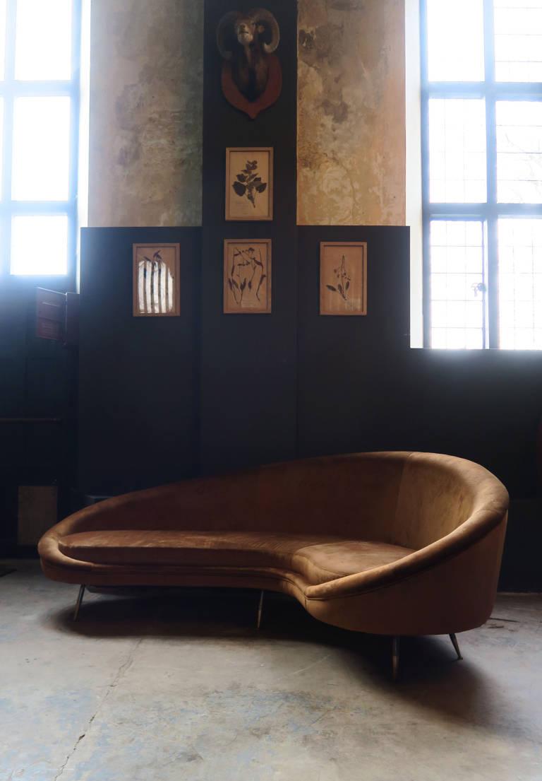 Italian mid century style Sofa