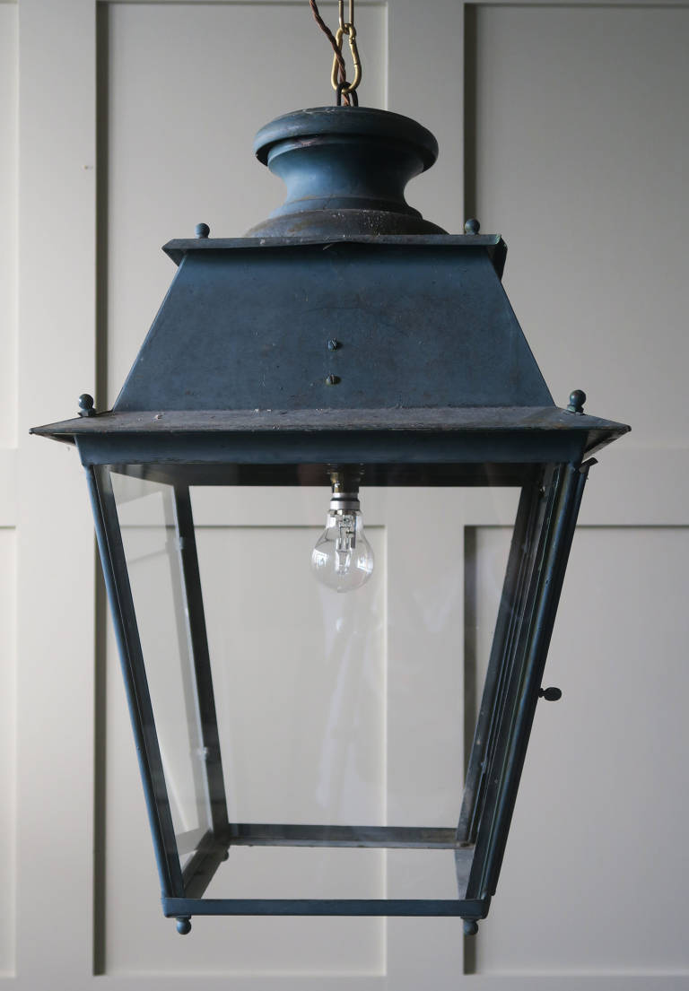 Lanterns, circa 1900