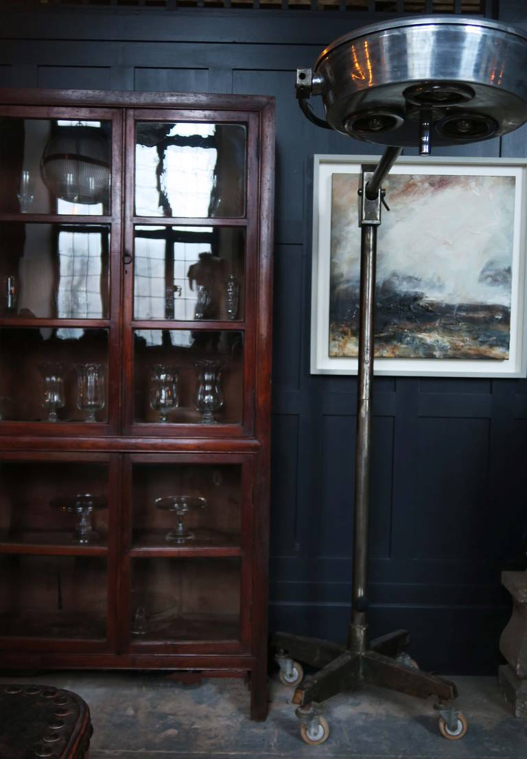 19th century vitrine
