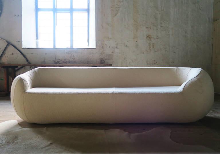 Asymmetrical Sofa, Italy circa 1960
