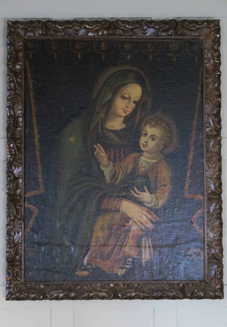 Madonna and Child, circa 1680, Italy