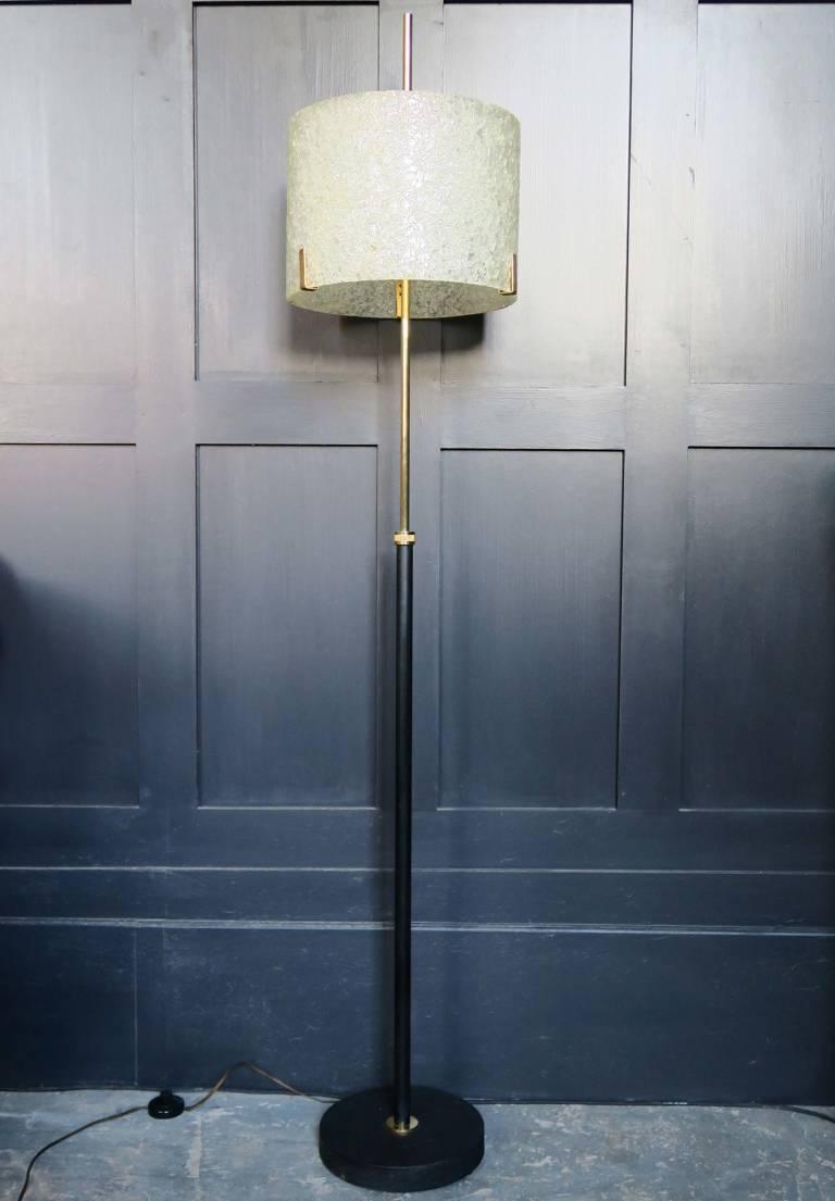 Floor lamp, circa 1960, Italy