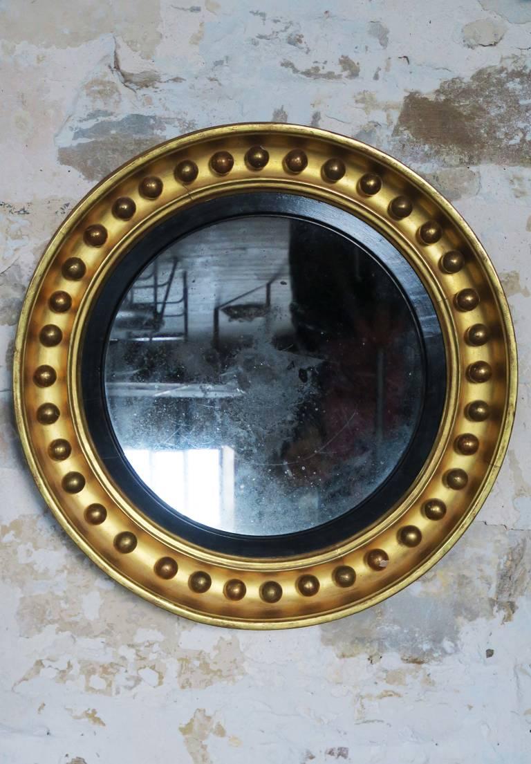 Regency Concave Mirror